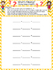 1st Grade Math Games - Set 3 - Common Core Aligned