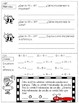 1st Grade Math Homework IN SPANISH - 4th Quarter