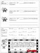 1st Grade Math Homework IN SPANISH - 4th Quarter