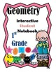 1st Grade Math Interactive Student Notebook COMPLETE BUNDLE (ALL COMMON CORE)