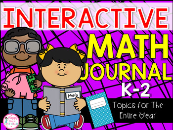 1st Grade Math Journal {21 Different Math Topics for the E