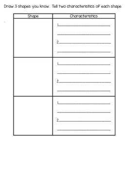 1st Grade Math Journal Prompts - Unit 2 - Investigations