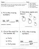 1st Grade Math OA~Operations & Algebraic Thinking Common Core Assessments