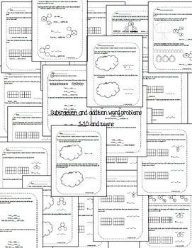 First Grade Math Pack {November}