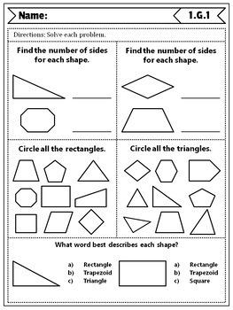 The ⭐ULTIMATE⭐ 1st Grade Math Quizzes Bundle