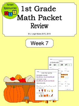 Math Review Packet - Week 7