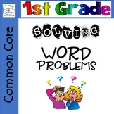 1st Grade Word Problem of the Day {A Yearlong BUNDLE}