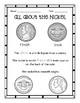 1st Grade - Money - Worksheet