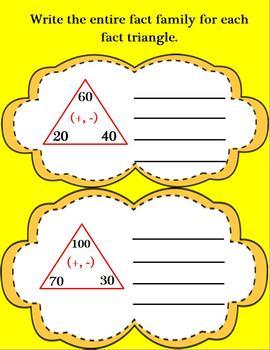1st Grade Math Year Long Promethean Flipchart Center Activity Geometry, Counting