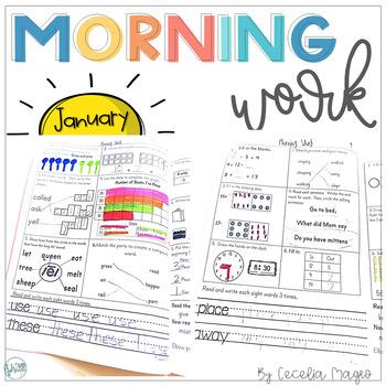 Morning Work #6