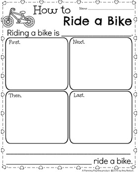 1st Grade Math and Literacy Printables - February