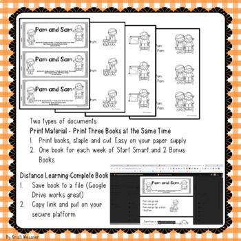 1st Grade McGraw Hill - Wonders Start Smart Mini Books
