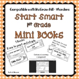 1st Grade McGraw Hill - Wonders Start Smart Mini Books
