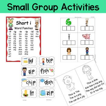 1st Grade McGraw-Hill Wonders Unit 1 Week 2