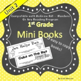 1st Grade McGraw Hill - Wonders Unit 2 Mini Books
