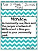 1st Grade McGraw Hill Wonders Unit 2 Morning Work Packet