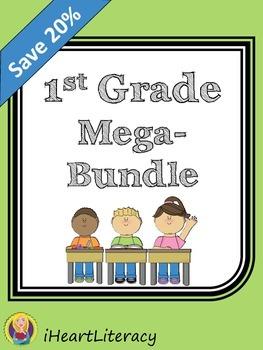 1st Grade Mega Bundle
