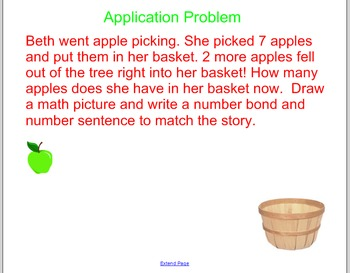 1st Grade Module 1 Lessons 11 to 15 SMARTboard Files