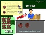1st Grade Money Unit {Smart Board}