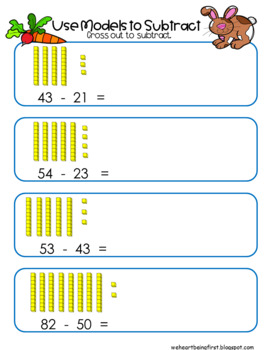 1st Grade Monthly Math for April