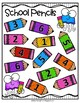 1st Grade Monthly Math for August
