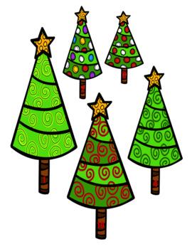 1st Grade Monthly Math for December