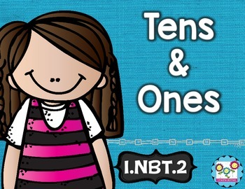 Tens and Ones Math Tasks and Exit Tickets