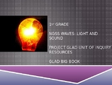 1st Grade NGSS Waves: Light and Sound Big Book