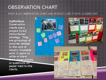 1st Grade NGSS Waves: Light and Sound Observation Picture Posters