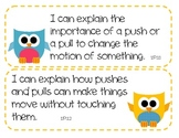 "1st Grade NORTH CAROLINA Science & Social Studies ""I Can"" Statements"