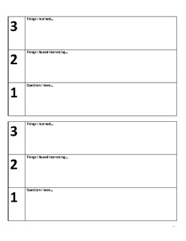 1st Grade Nonfiction Unit