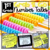 Number Talks 1st Grade Number Sense Activities MATH FLUENC