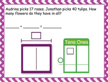 1st Grade Pearson Envision Math Exit Tickets Topic 10