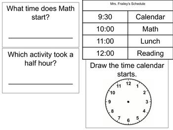 1st Grade Pearson Envision Math Exit Tickets Topic 13