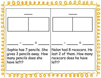 1st Grade Pearson Envision Math Exit Tickets Topic 2