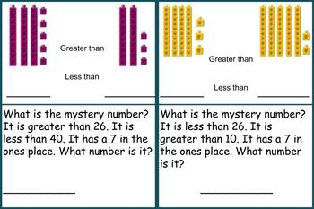 1st Grade Pearson Envision Math Exit Tickets Topic 9