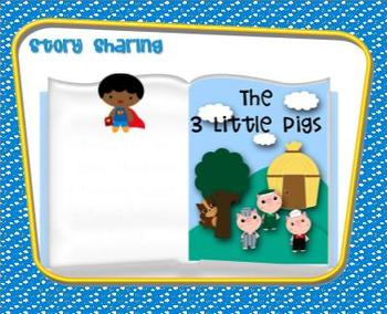 1st Grade Peer Literacy Strategies (PALS) Games 16-20