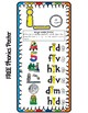 1st Grade Phonics Posters {Journey's 1st Grade Units 1-6 Supplemental Posters}