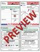1st Grade Phonics and Spelling D'Nealian Week 12 (sh, wh, ph) {TEKS-aligned}