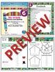 1st Grade Phonics and Spelling D'Nealian Week 6 (short a, short o, c, k, ck)