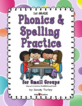 1st Grade Phonics/Spelling Practice for Small Groups