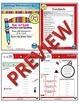 1st Grade Phonics and Spelling Zaner-Bloser Week 14 (long