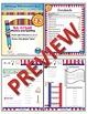 1st Grade Phonics and Spelling Zaner-Bloser Week 23 (oo, ew, ue)