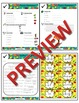1st Grade Phonics and Spelling Zaner-Bloser Week 7 (short e & i, r, r blends)
