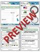 1st Grade Phonics and Spelling Zaner-Bloser Week 8 (short