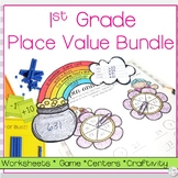 1st Grade Place Value Bundle