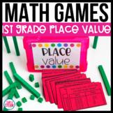 1st Grade Place Value | First Grade Math Game