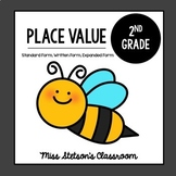 1st Grade Place Value - Spring