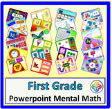 1st Grade Powerpoint Mental Math