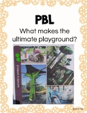 1st Grade Project Based Learning - Playground Design